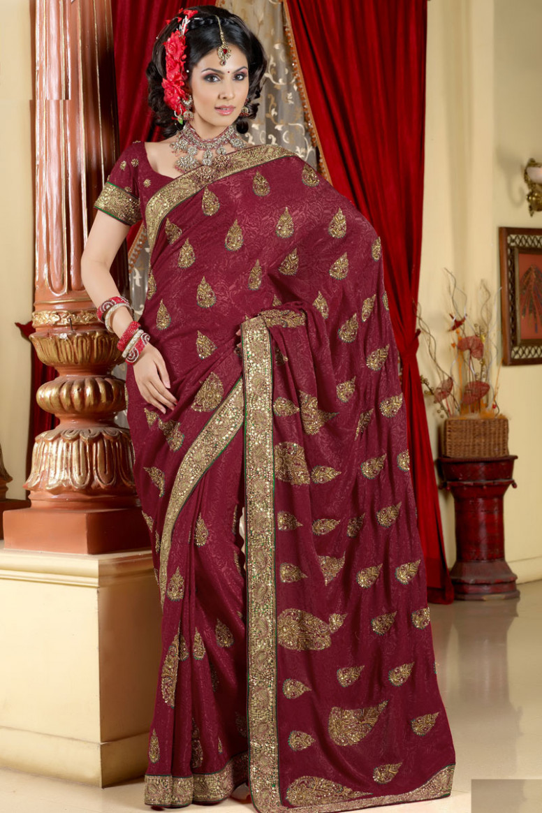 Indian Sarees Designs: Traditional Sarees