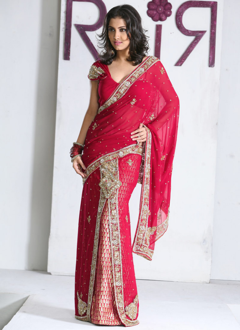 Indian Sarees Trends ~ Bridal Wears