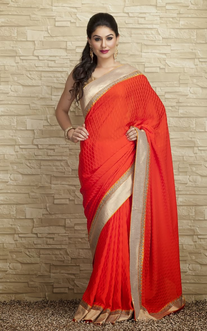 Indian Wedding Sarees 2013 - latest fashion