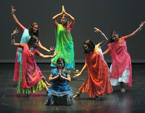 International Dance and Music Festival, presented by the