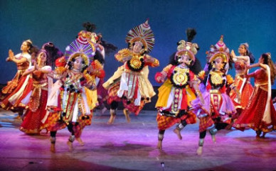 Introduction of Indian Folk Dances  Just Dance