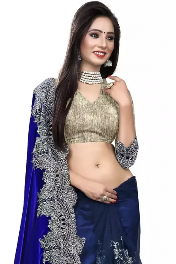Is it okay to wear a saree 8 inches or more (approximately