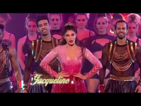 Jacqueline Fernandez Dance Performance on Miss India 2018