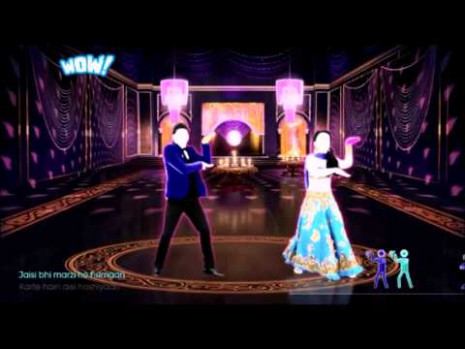 Just dance 2015 India waale - YouTube