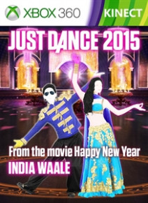 "Just Dance 2015 - ""India Waale"" by From the movie Happy"