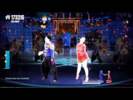 Just Dance NowIndia Waale - YouTube