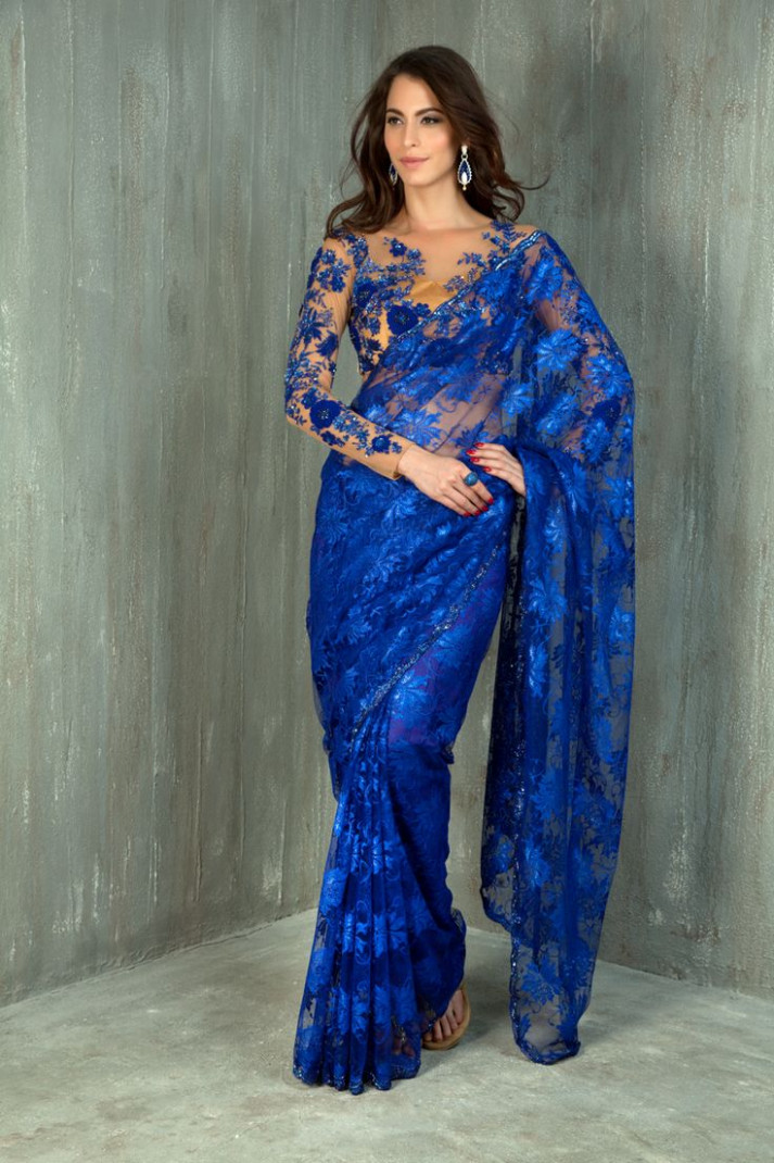 Lace saree  For women, Item number and Ps