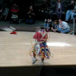 Lakota Indian Performing Hoop Dance - YouTube