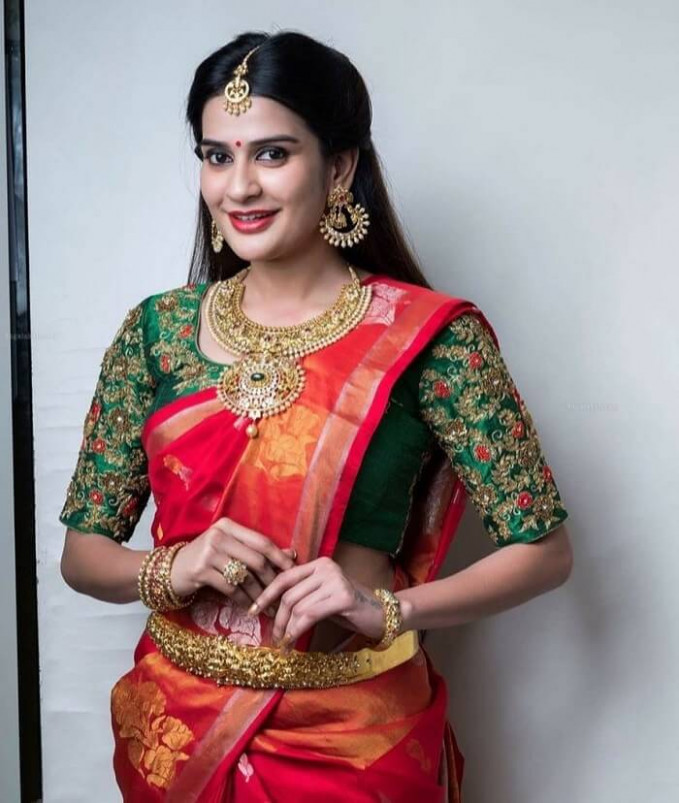 Latest 40 Classic Bridal Pattu Sarees For Your Wedding Day