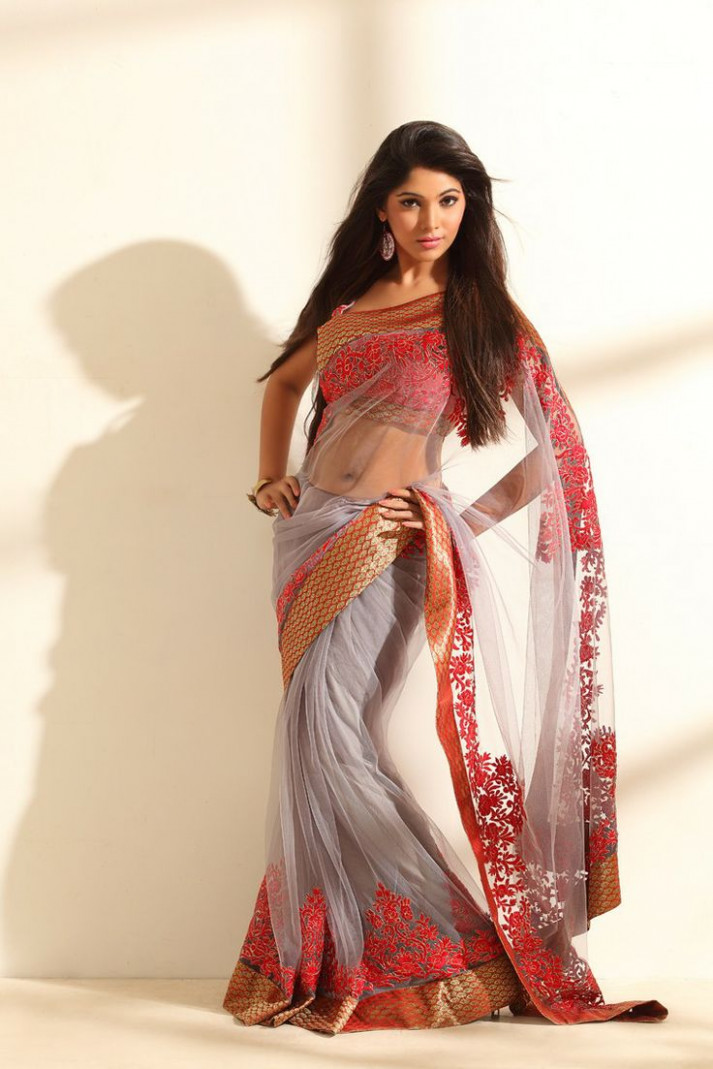 Latest Blouse Designs, Celebrity Sarees, Designer Sarees