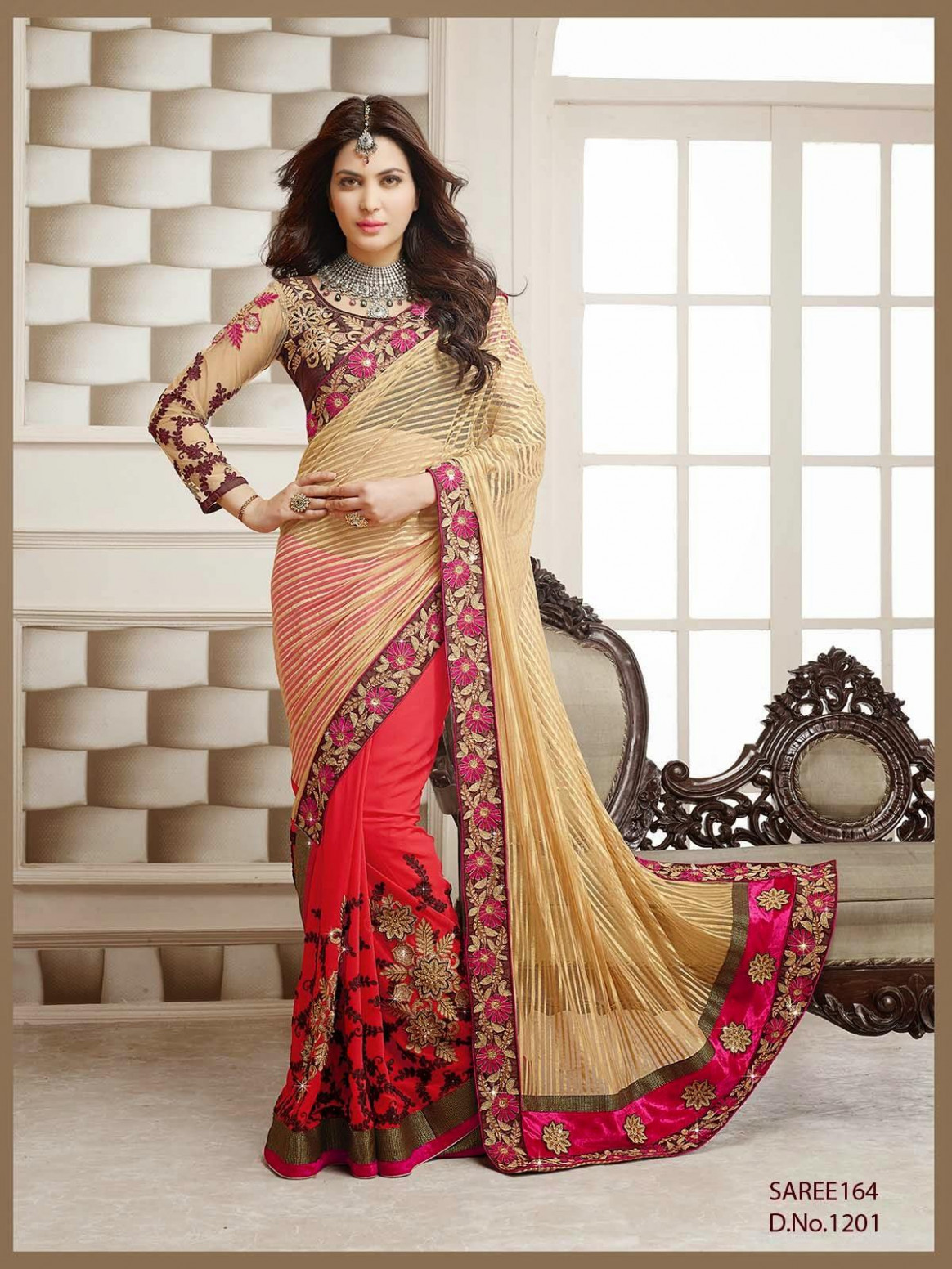 Latest Bridesmaid Saree Designs-20 New Styles to try in 2016