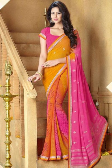 Latest Designer Saree Collection In Bangladesh 2017