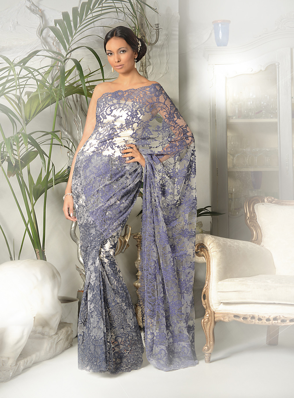Latest designer saree trends for a summer wedding  Indian