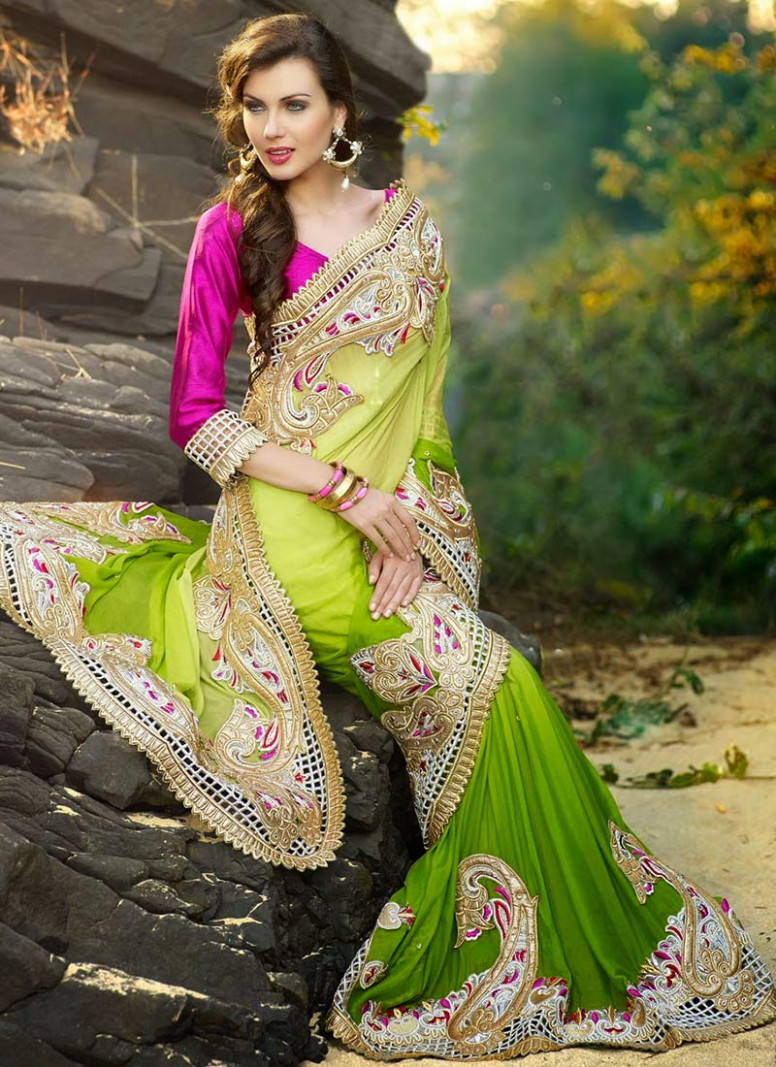 Latest Fashion Trends: Latest & Sttylish Indian Designer