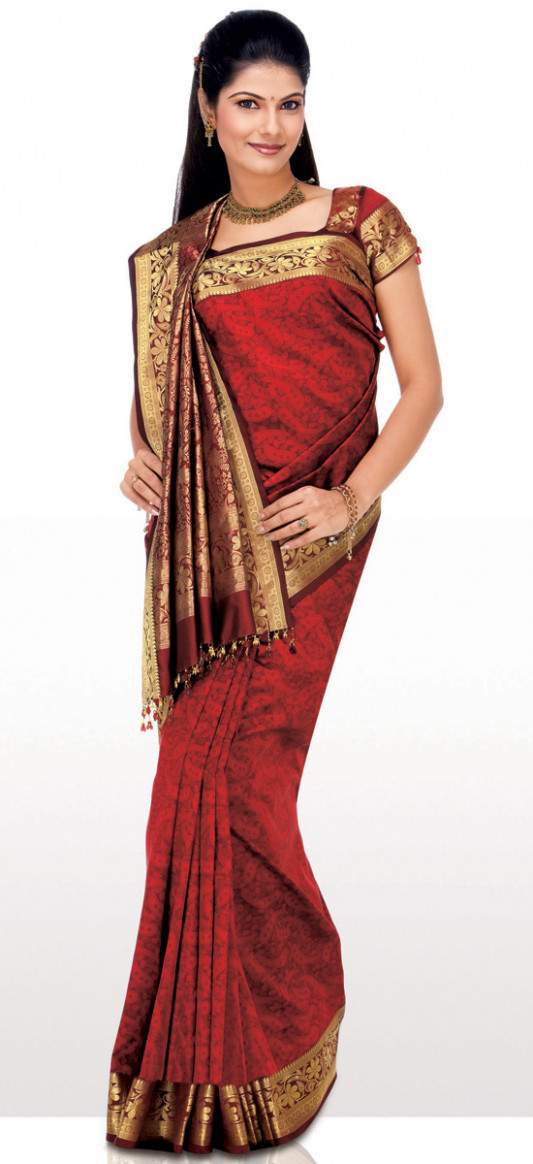 Latest Fashions: Indian Saree Draping Styles