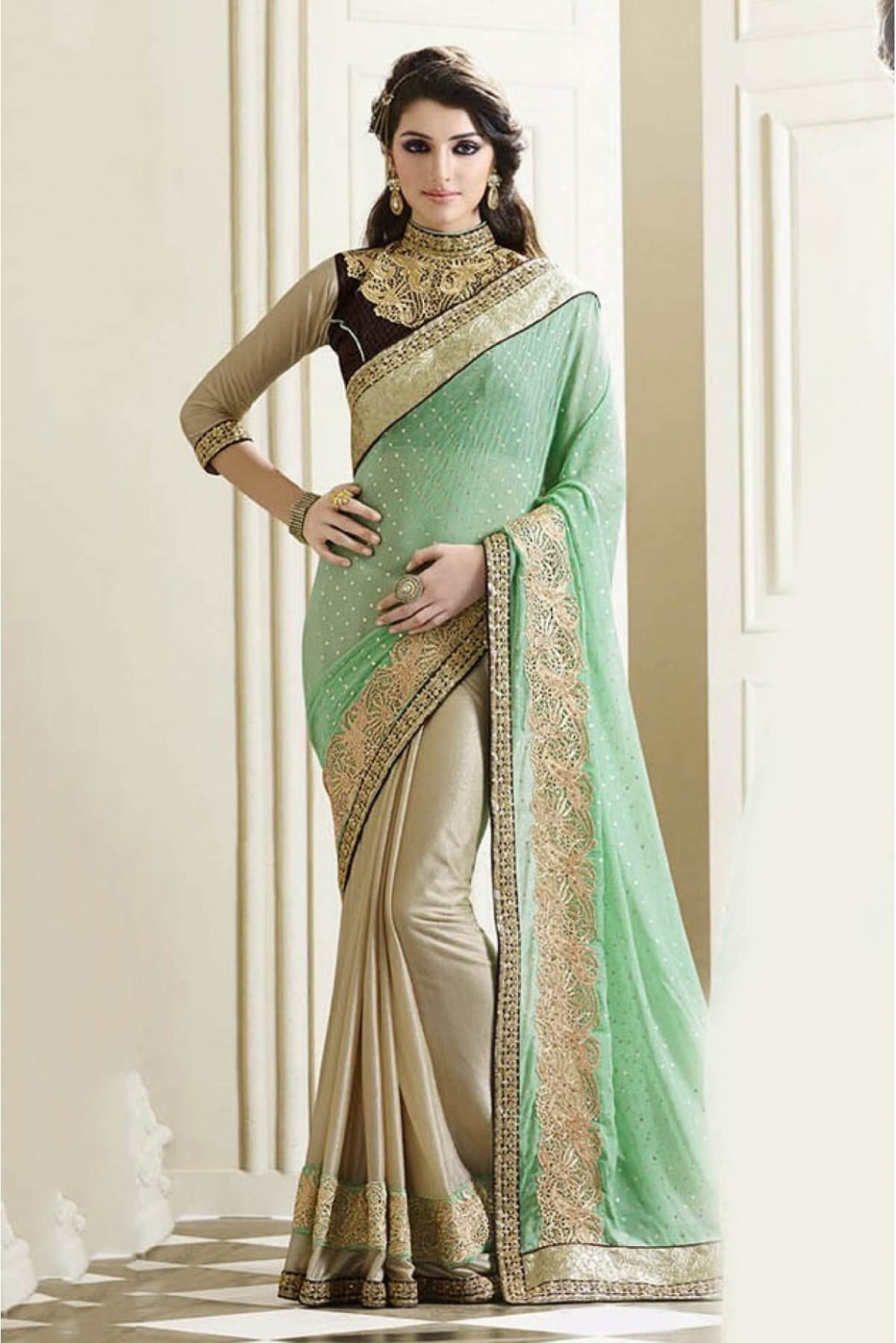 Latest New Saree Design Trends 2019 - All You Should Know