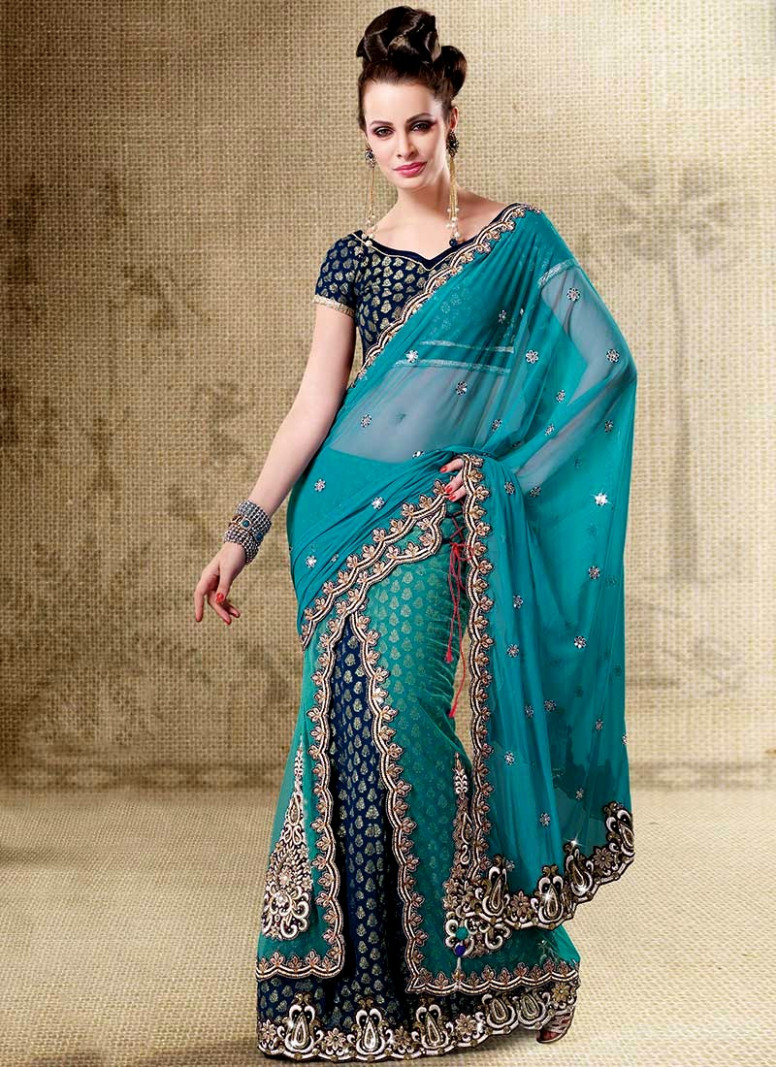 Latest Saree Collection 2013 By Indian Online Fashion
