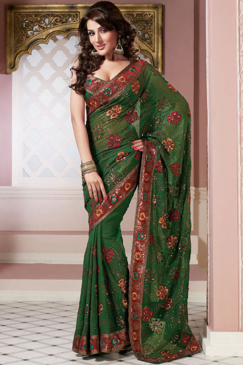 Latest Saree Designs and Patterns – Designer Indian
