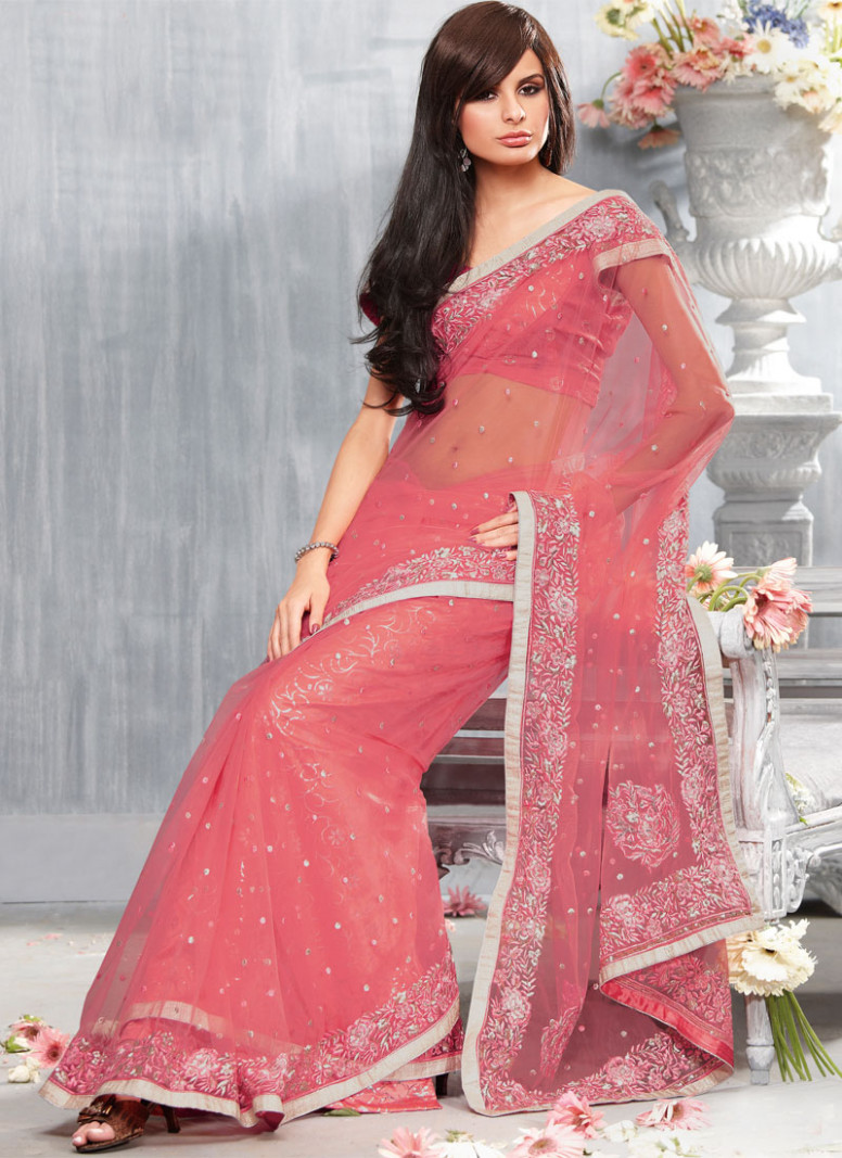 Latest Silk Saree Fashion - Fashionzu - saree fashion