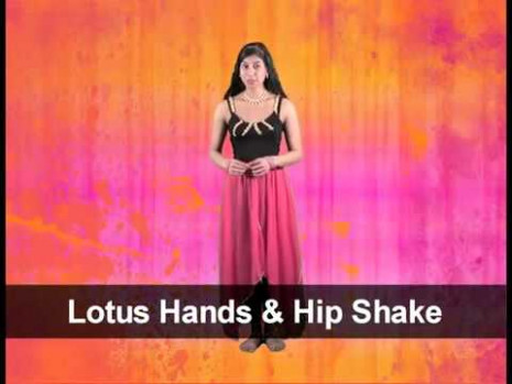 Learn Some Basic Bollywood Dance Moves - YouTube