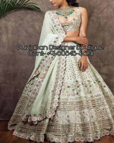 Lehenga Boutique Near Me  Punjaban Designer Boutique