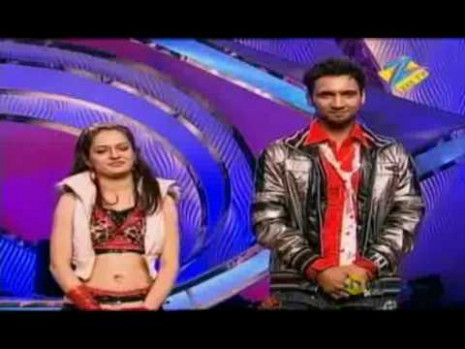 Lux Dance India Dance Season 2 April 17 '10 - Top 4