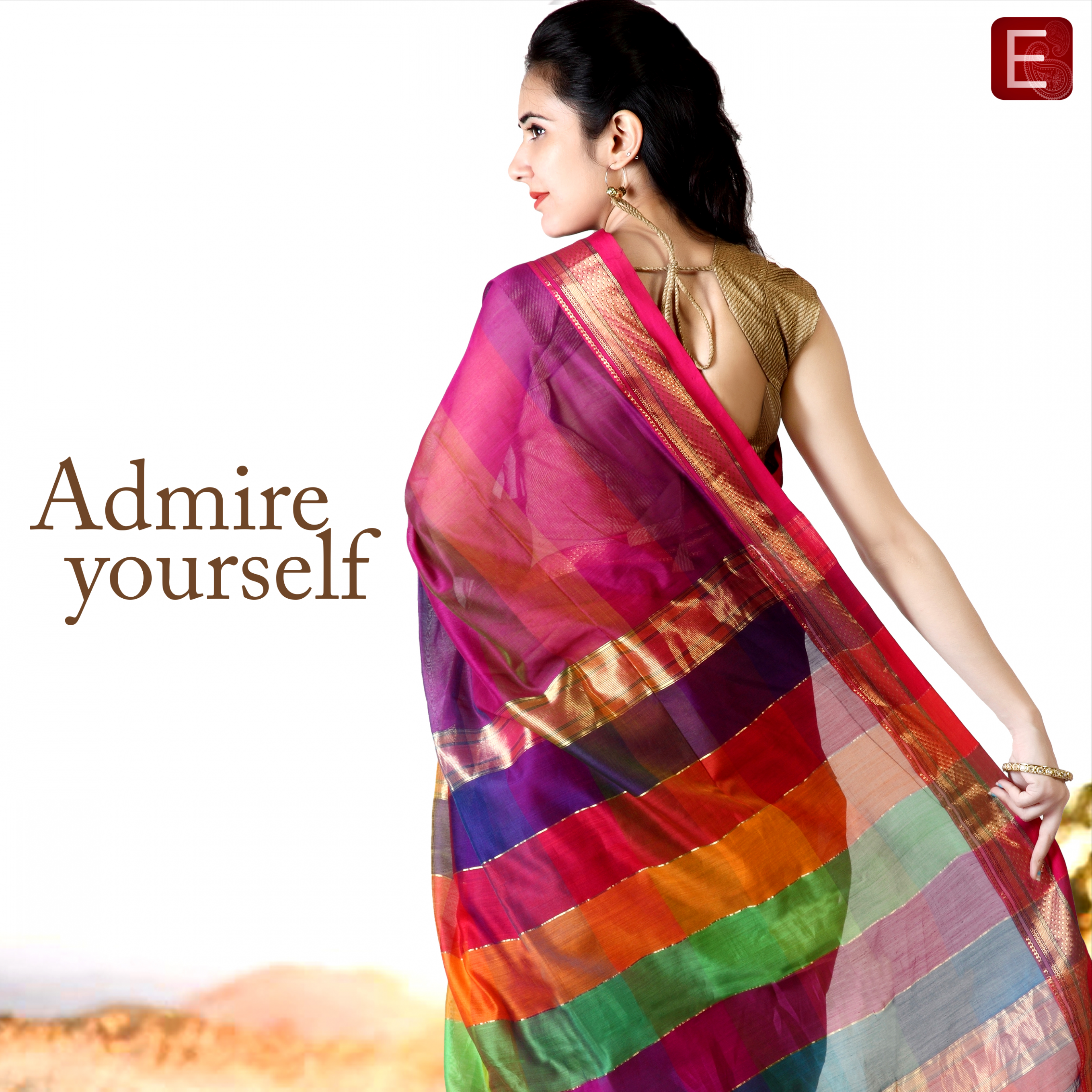 Maheshwari Sarees- Each Saree carries a story to tell