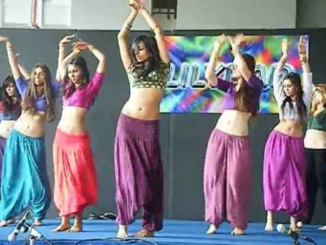 Marjani - Indian Dance 2011 - YouTube