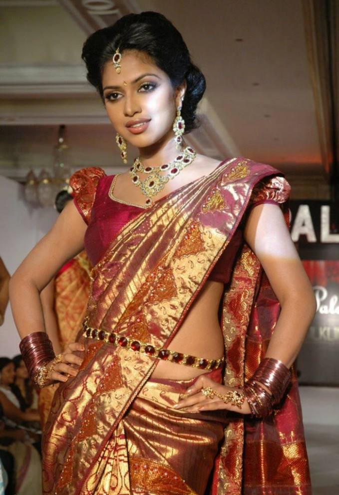 Matching Jewellery with Saree