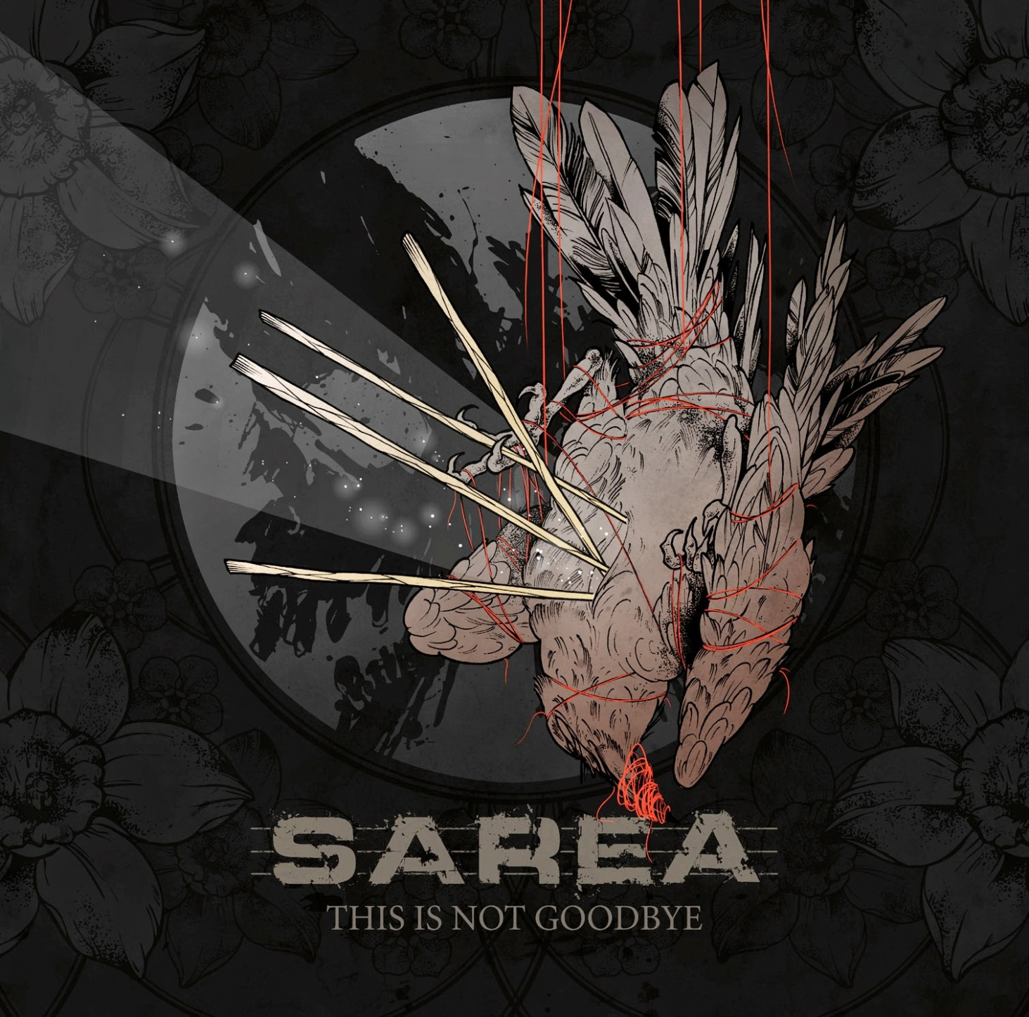 MetalFRO's Musings: Sarea - This Is Not Goodbye (2014)
