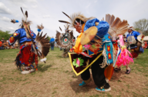 Monday Open Thread  Native American Dance  3CHICSPOLITICO