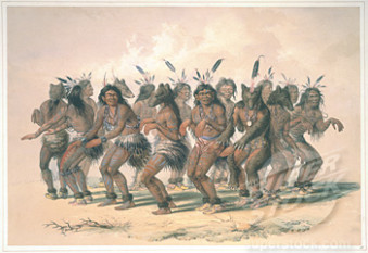 Native American Indian Pictures: Native American Dance