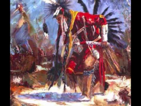 Native American - Music- (Rain dance) - YouTube