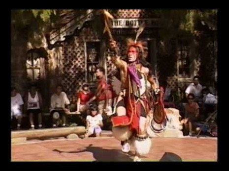 Native American - Traditional War Dance - YouTube