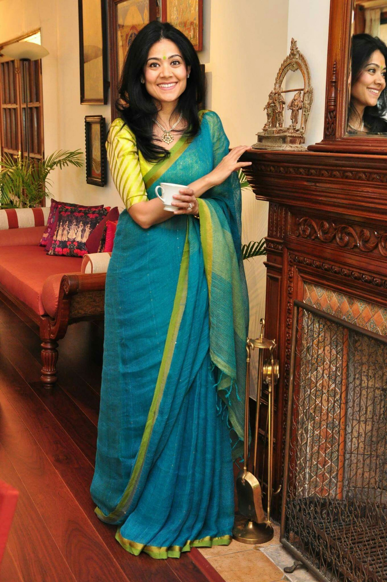New Blouse Designs For Cotton Sarees  Toffee Art