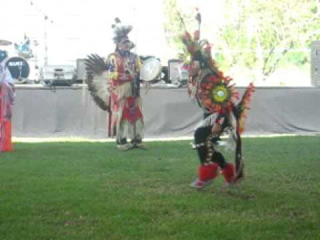 Old Style War Dance - American Indian Arts Celebration