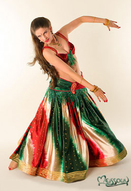 Online Gaming Images: bollywood dance costume
