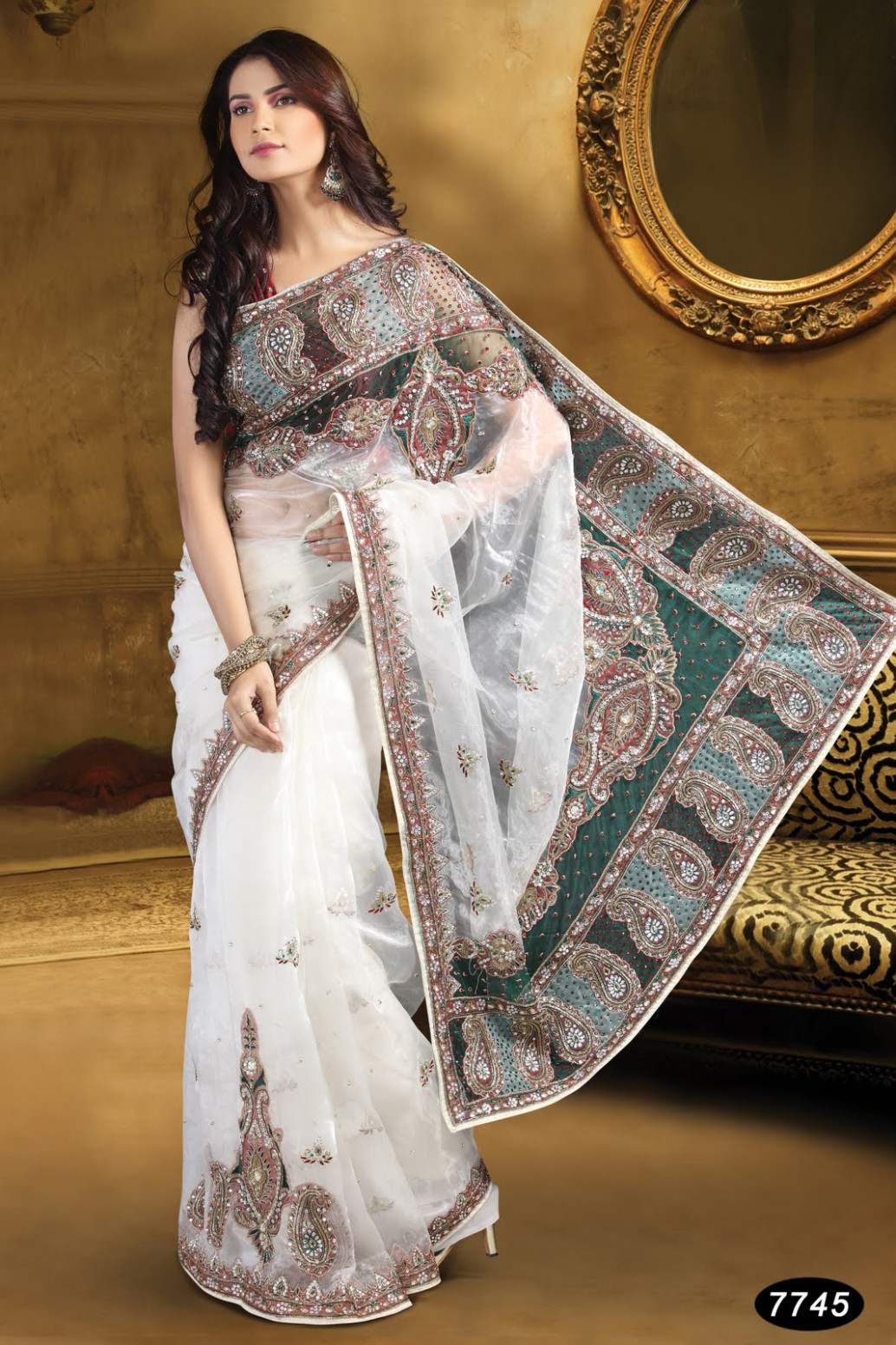 Panetar Sarees Manufacturer in Maharashtra India by
