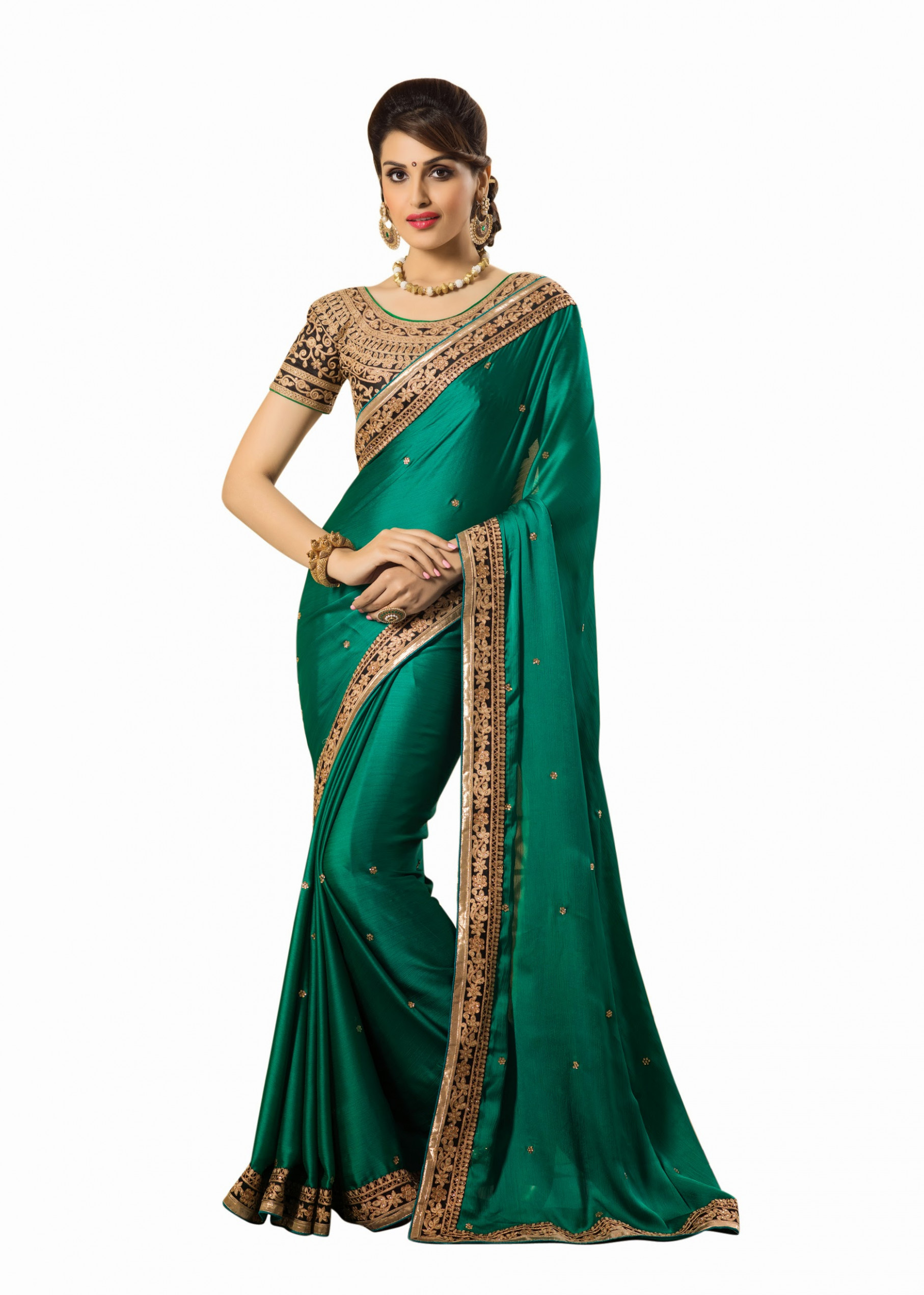 Party Wear Designer Saree Collection (Catalog2658