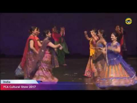 PCA Cultural Show [Indian Dance] 2017 - YouTube