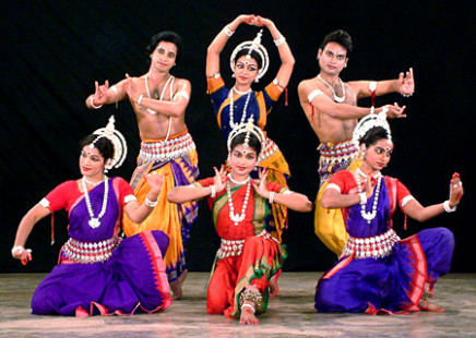 Performance Art of India Dance