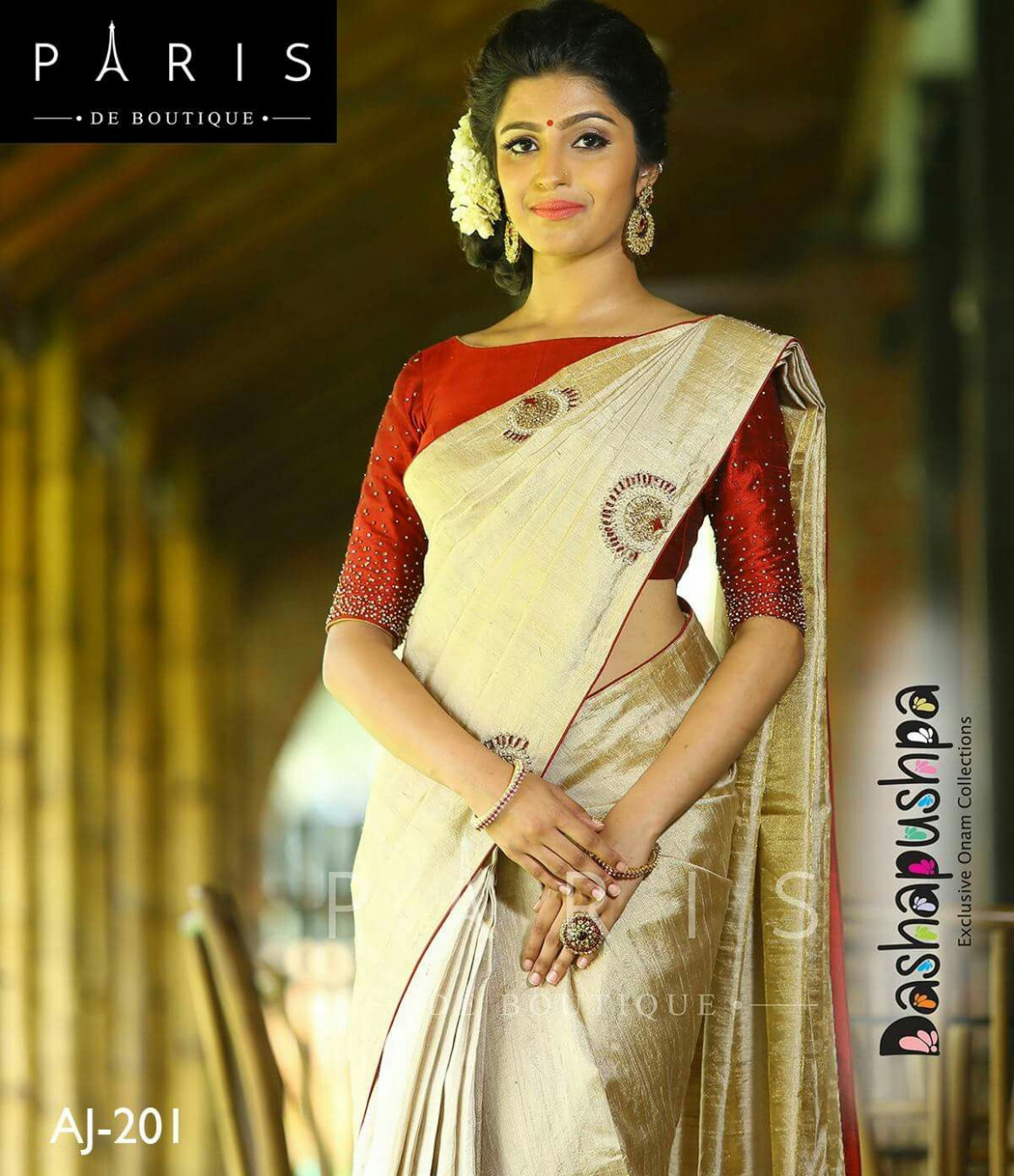 Pin by Alphonsa Thomas on Saree (With images)  Kerala