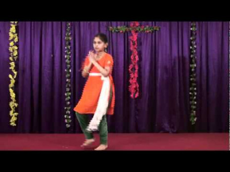 Pray for India, Dance by Abigail, Word of God Tamil Church