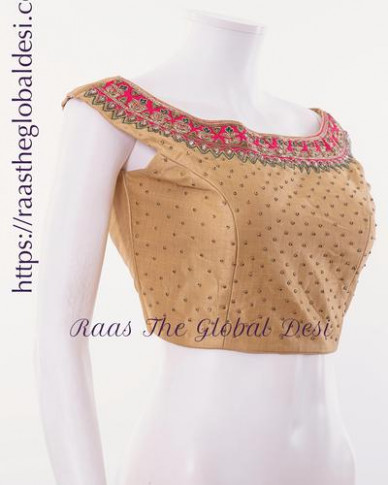 readymade saree blouse online USA
