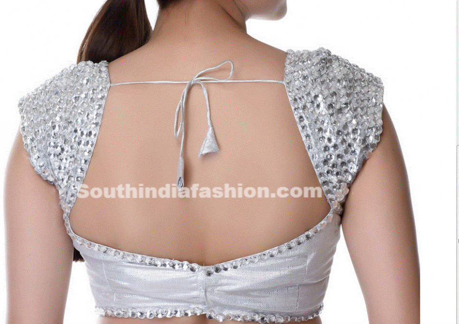 Readymade Saree Blouses Online – South India Fashion
