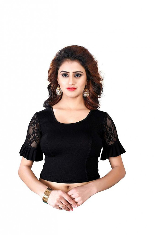 Readymade Saree Blouses Stretchable  Stretchable Blouse