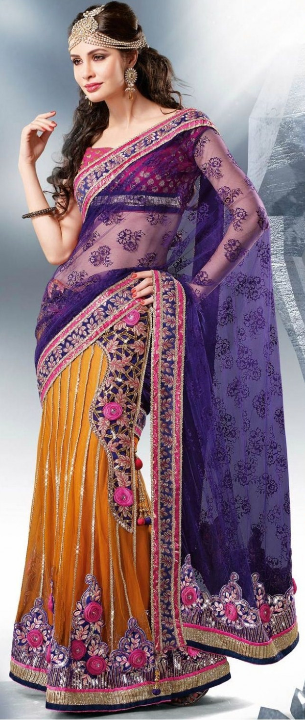 Readymade Sarees A Remarkable Attire  Indian Fashion Mantra
