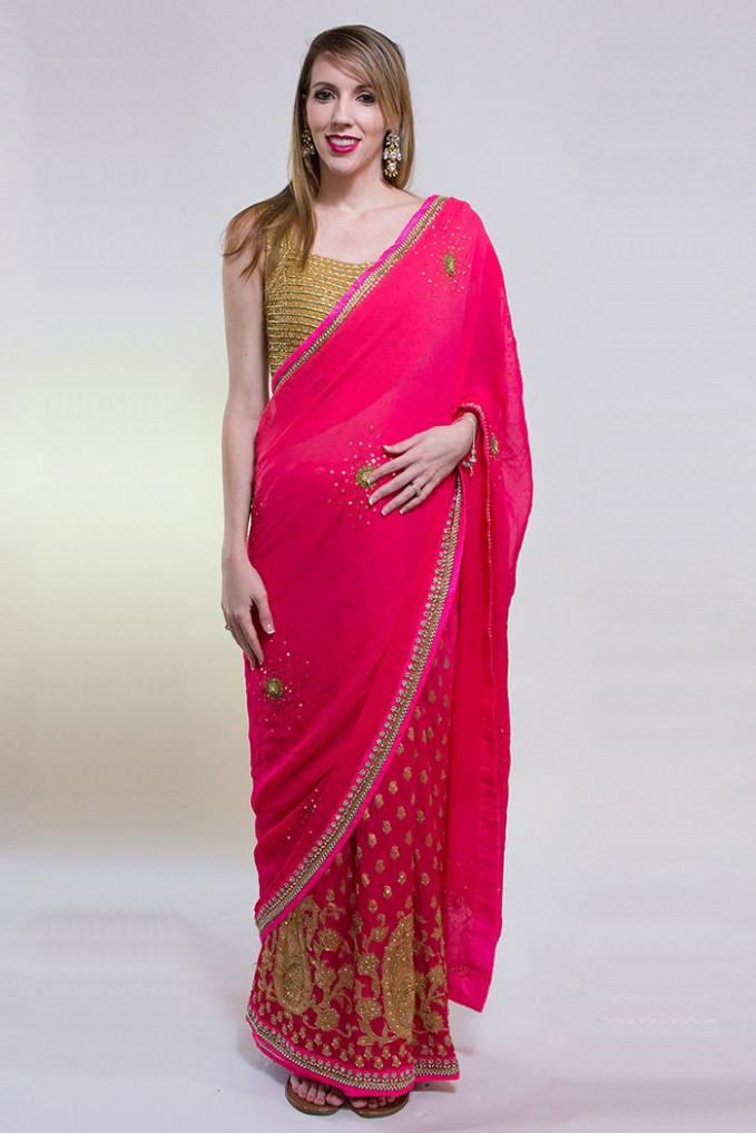Rent Indian Saree in US. Rent Saree in New Jersey. Rent