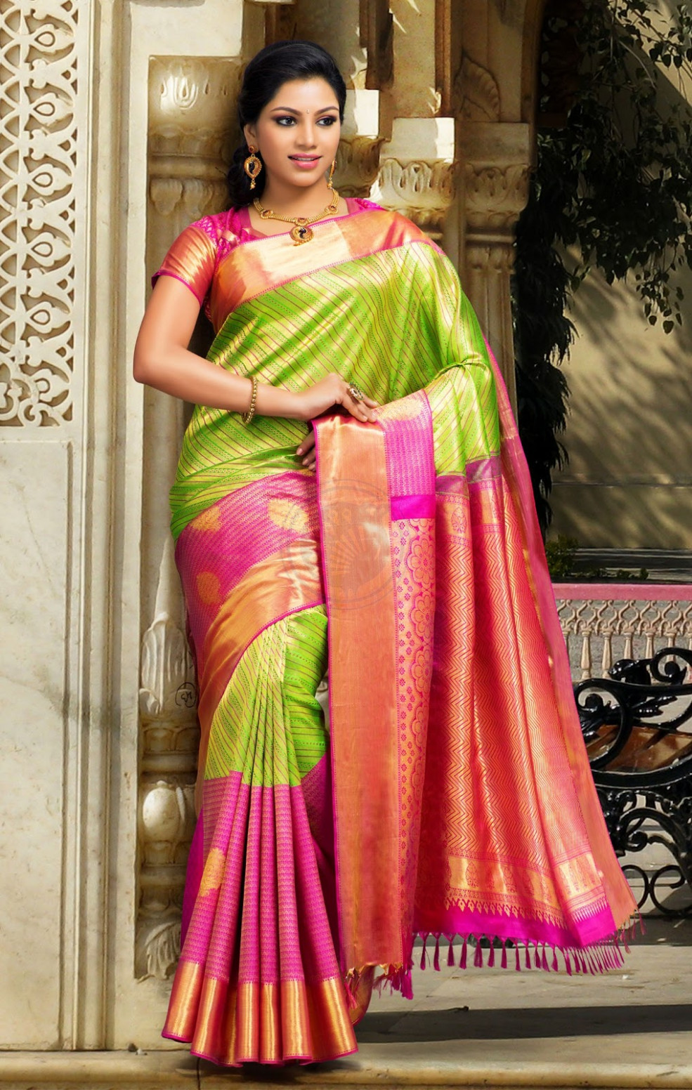 Sale news and Shopping details: Latest Chennai Silk Saree