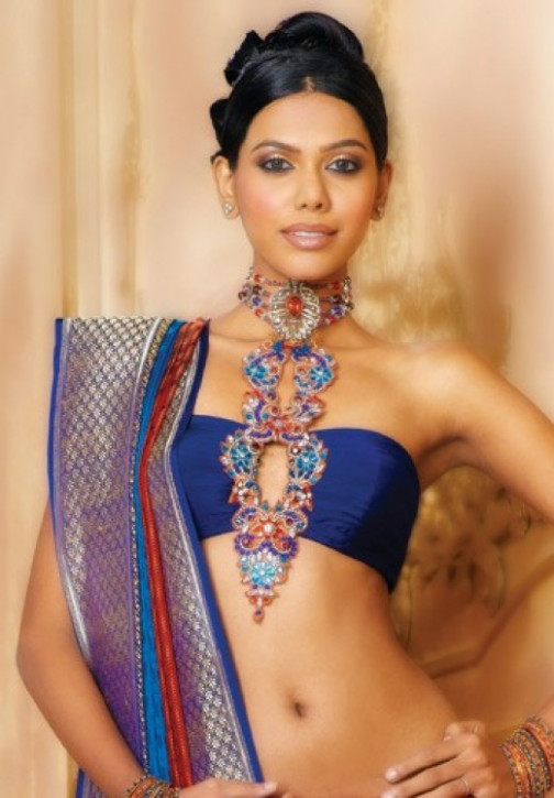 Saree Blouse Designs  Sleeveless Blouse Designs for